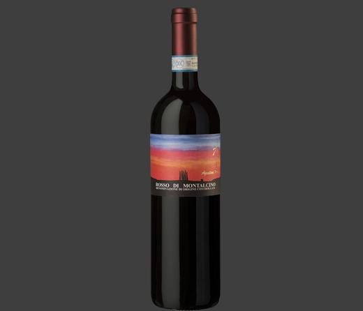 Rosso di Montalcino Azienda agricola Agostina Pieri
