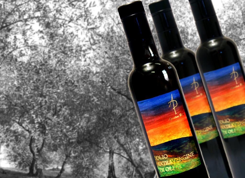 Our olive oil Azienda Agricola Agostina Pieri